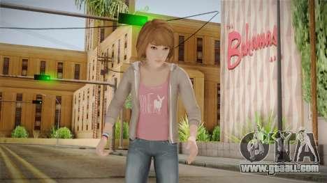Life Is Strange - Max Caulfield EP1 v2 for GTA San Andreas