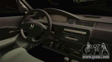 Honda Civic 1.6 iES for GTA San Andreas inner view