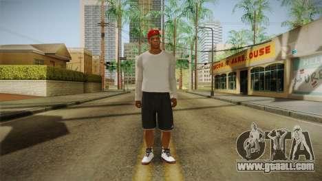 Jay Z for GTA San Andreas second screenshot