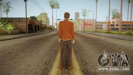 Life Is Strange - Nathan Prescott v3.3 for GTA San Andreas third screenshot