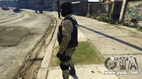 GTA 5 SIPA SWAT 1 second screenshot