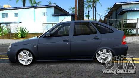 VAZ 2172 Stok for GTA San Andreas