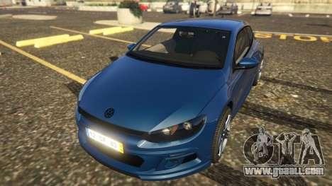 Portuguese Republican National Guard - Scirocco for GTA 5