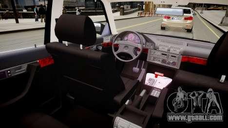 BMW 535i E34 v3.0 for GTA 4