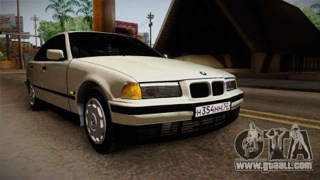 BMW 320i E36 for GTA San Andreas