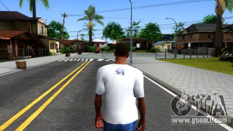 Pro Skater T-Shirt for GTA San Andreas