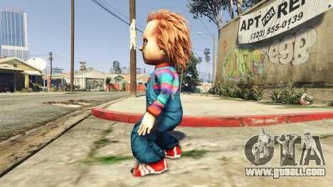 GTA 5 Chucky second screenshot