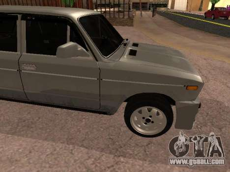 VAZ 2106 Armenian for GTA San Andreas