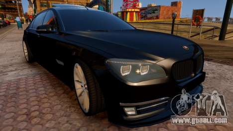 BMW 750Li for GTA 4