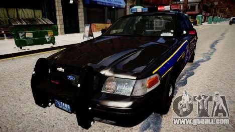 Ford Crown Victoria for GTA 4