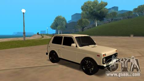 Dorjar Armenia for GTA San Andreas