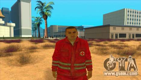 Form medic DayZ Standalone for GTA San Andreas