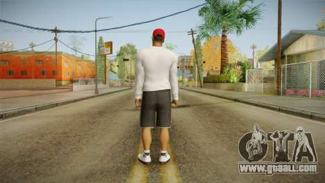 Jay Z for GTA San Andreas