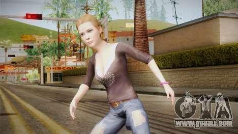 Life Is Strange - Dana Ward for GTA San Andreas
