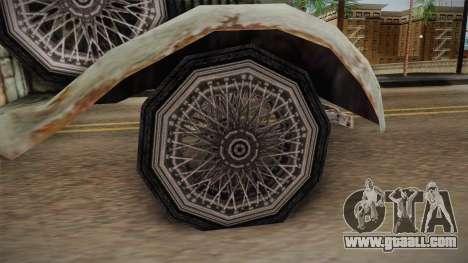 Bus Cthulhu for GTA San Andreas
