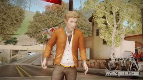 Life Is Strange - Nathan Prescott v3.1 for GTA San Andreas