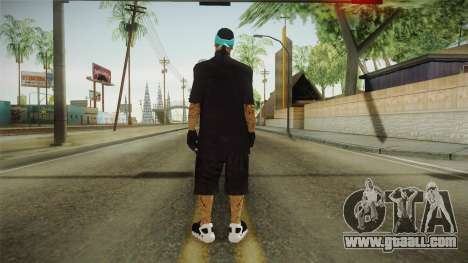 New Sfr3 for GTA San Andreas third screenshot