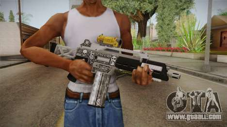 GTA 5 Special Carbine P v2 for GTA San Andreas third screenshot