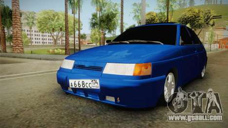 VAZ 2112 for GTA San Andreas right view