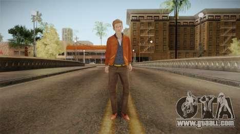 Life Is Strange - Nathan Prescott v2.4 for GTA San Andreas second screenshot