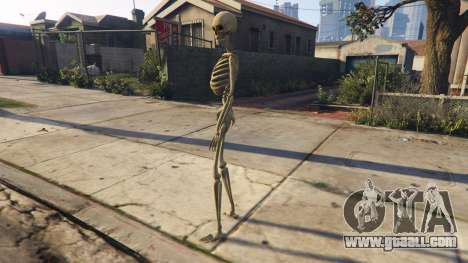 GTA 5 Skeleton 1.0
