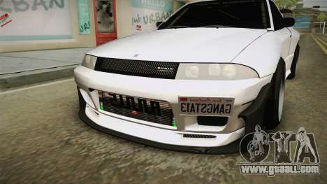 GTA 5 Annis Elegy Retro Custom for GTA San Andreas