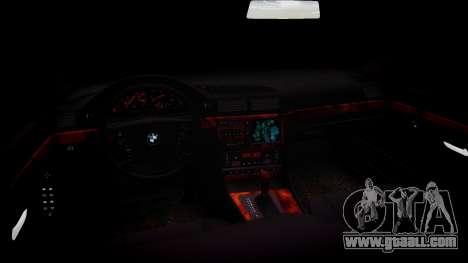 BMW 750iL E38 for GTA 4