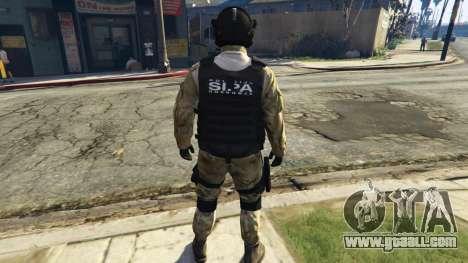 GTA 5 SIPA SWAT 1 third screenshot