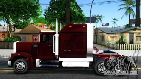 Realistic Linerunner for GTA San Andreas