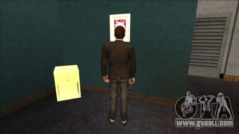 Life Is Strange - Mark Jefferson Regular for GTA San Andreas second screenshot