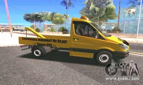 Mersedes-Benz Sprinter for GTA San Andreas