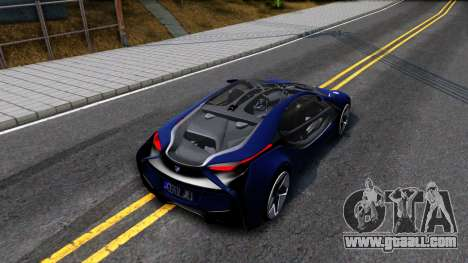 BMW Vision 3 for GTA San Andreas