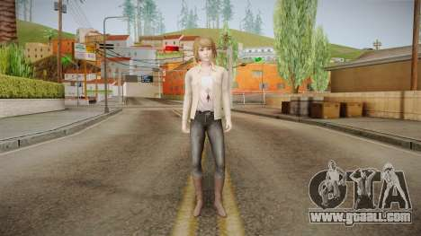 Life Is Strange - Max Caulfield Everyday Hero for GTA San Andreas
