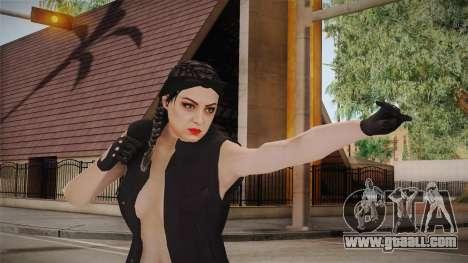 GTA 5 Online DLC Biker v4 for GTA San Andreas