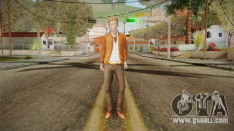 Life Is Strange - Nathan Prescott v3.3 for GTA San Andreas second screenshot