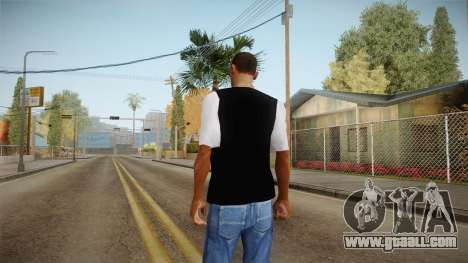 T-shirt AK47 for GTA San Andreas third screenshot