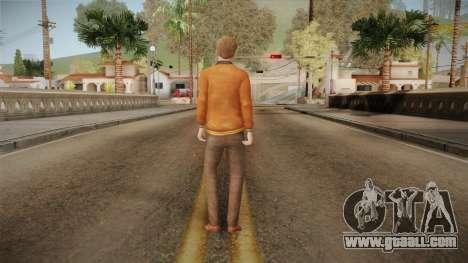 Life Is Strange - Nathan Prescott v2.4 for GTA San Andreas third screenshot