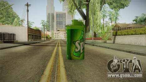 Sprunk Grenade for GTA San Andreas second screenshot
