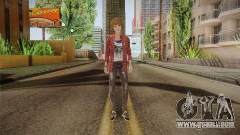 Life Is Strange - Max Caulfield Amber v2 for GTA San Andreas second screenshot