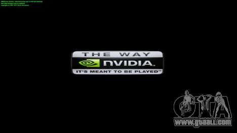 GTA Vice City Boot screens for GTA San Andreas third screenshot