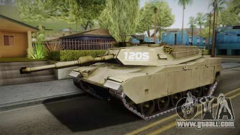 M60-2000 (120S) for GTA San Andreas
