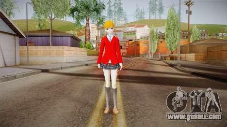 Shizuku Mizutani (Tonari no Kaibutsu-Kun) for GTA San Andreas second screenshot