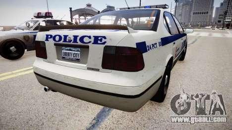 Police Patrol for GTA 4