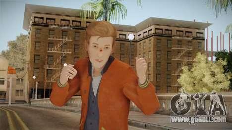 Life Is Strange - Nathan Prescott v2.4 for GTA San Andreas