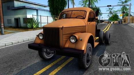 GAZ-51 Tow truck for GTA San Andreas