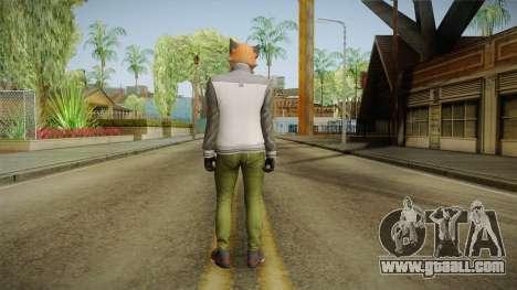 GTA Online Starfox for GTA San Andreas
