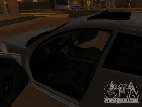 Mazda RX-8 for GTA San Andreas engine