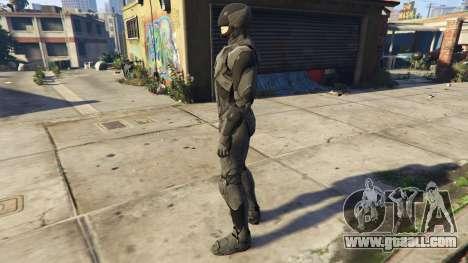 GTA 5 Robocop second screenshot