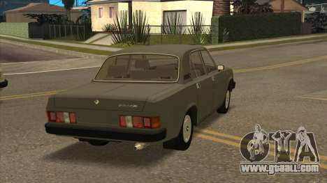 GAZ 31029 pre-production 1991 for GTA San Andreas left view