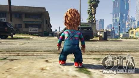 GTA 5 Chucky third screenshot